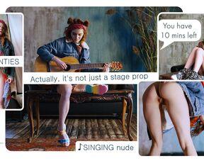 Singing Nude